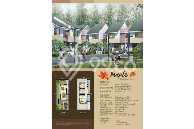 Rumah Baru 2 Lantai Cluster Oakwood di Mutiara Gading CIty Bekasi DP Mulai 14318784