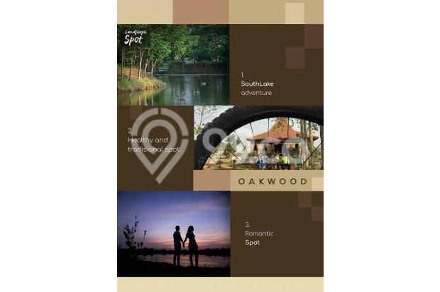 Rumah Baru 2 Lantai Cluster Oakwood di Mutiara Gading CIty Bekasi DP Mulai 14318792
