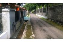 Rumah Asri Hitung Tanah Kota Subang Investasi Bagus