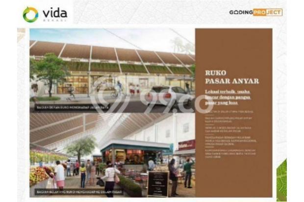 Pasar Anyar Vida Bekasi Pasti untung Lokasi Strategis 16508922