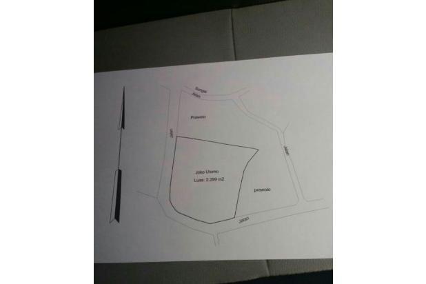 Rp2,6mily Tanah Dijual