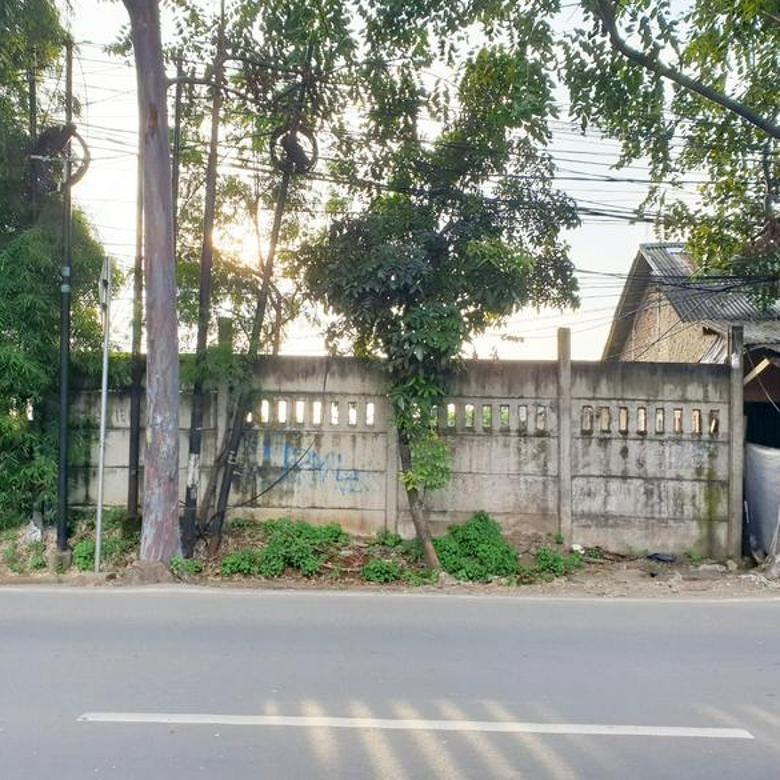 SUPER MURAH!! Tanah Murah Pinggir Jalan Raya di Jalan Cipondoh Raya Tangerang (SWD)