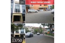 Ruko Tapak Siring, Jakarta barat, 4x16m, 3½ Lt, HGB