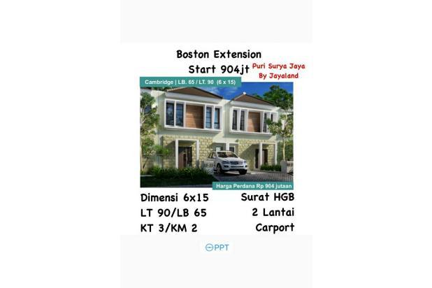 Rp904jt Rumah Dijual