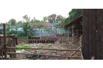 Tanah Komersial 600 m2 di Jl Muncul Tangerang Selatan