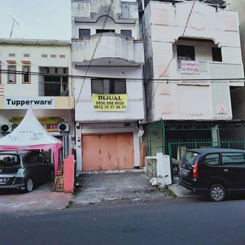 Ruko Jl.Walanda Maramis No.181