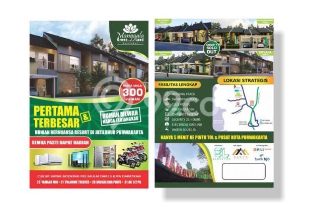 Hunian Bernuansa Resort Dekat Objek Wisata Purwakarta 11638834