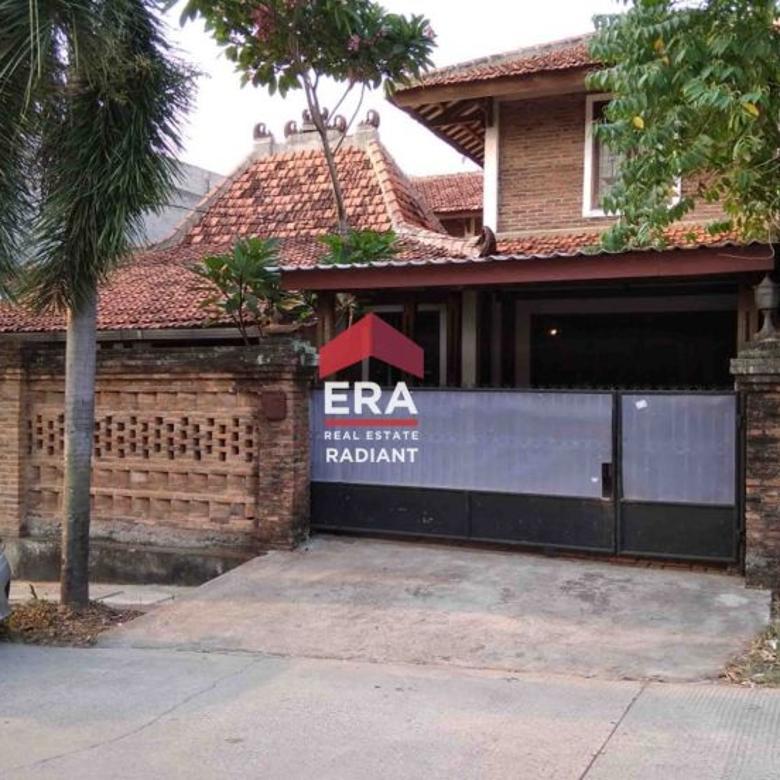 Rumah bagus design klasik murah di Rempoa