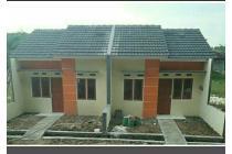 rumah subsidi model kluster double dinding cikarang