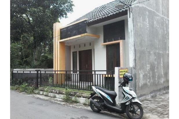 Jual Rumah Siap Huni di Utara Pemancingan Kadisoka Sleman Jogja Harga Murah 14371581