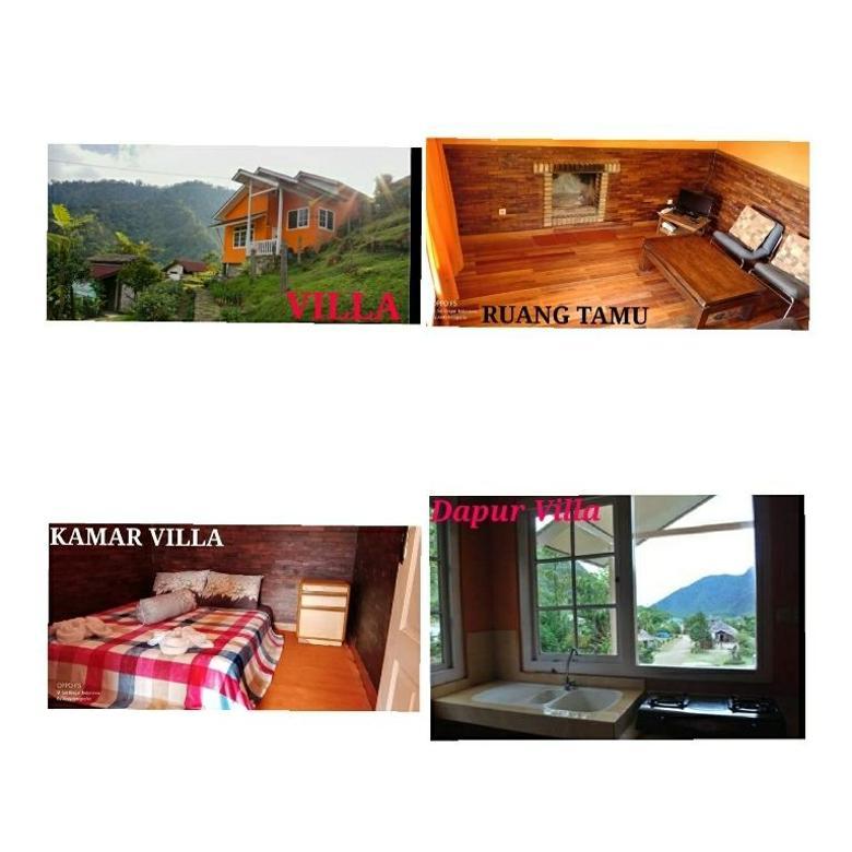Villa rindu alam berastagi