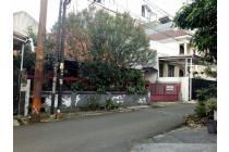 Rumah tua hitung tanah dekat SCBD