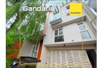 Rumah Cantik Siap Huni Premium Area Di Gandaria Kebayoran Baru