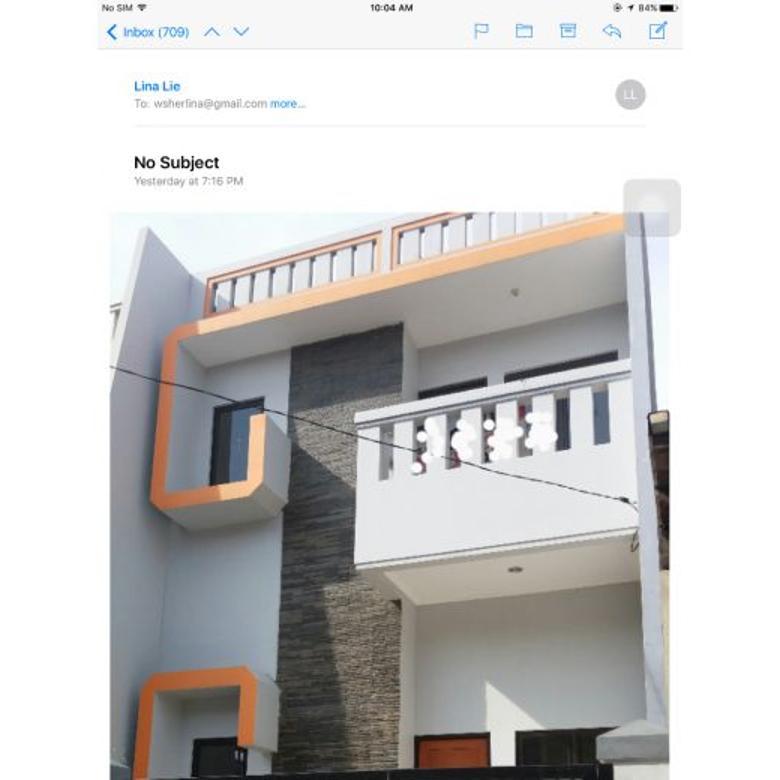 CITRA GARDEN CITY 1 Perumahan Rumah 2 Lantai Dijual, Jakarta Barat