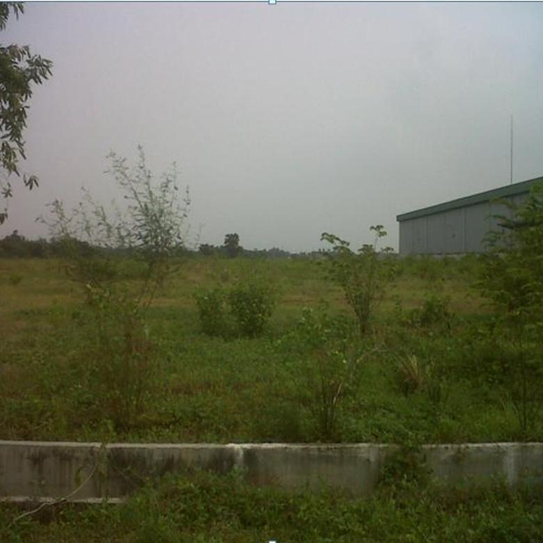 Tanah Cikarang Kawasan Industri Dan Pergudangan Jababeka, Hadap Utara