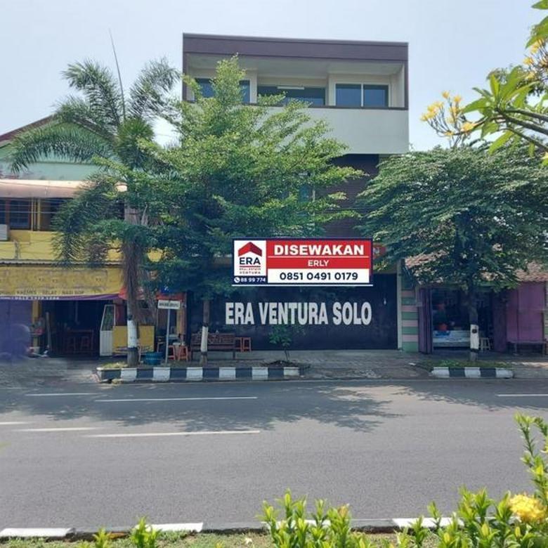 Ruko Strategis Kawasan Bisnis Solobaru