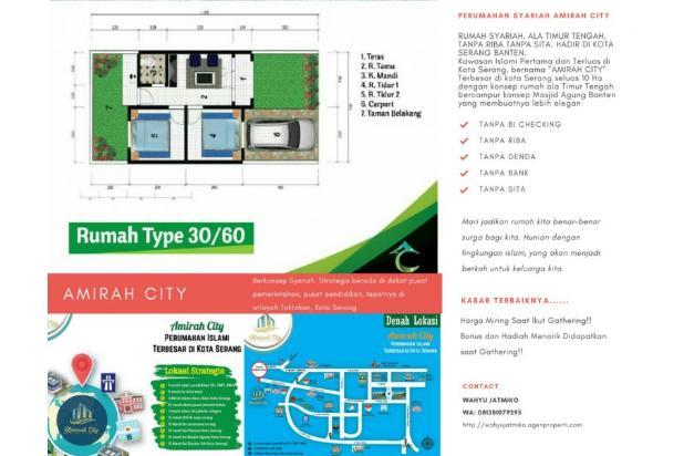 Syariah Properti di Serang Amirah City Serang 13696599