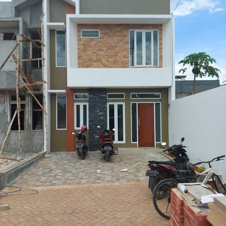 Rumah di Jatiasih Bekasi Free Biaya