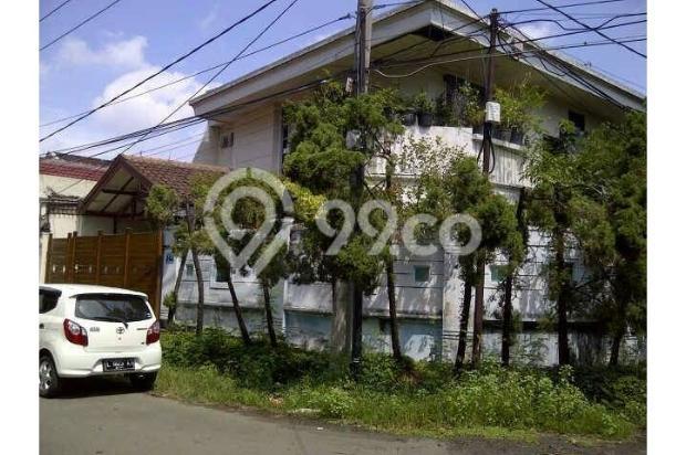 Rumah LANGKA, MURAH, depan ONE Galaxy di Dharmahusada Indah Timur 10230803