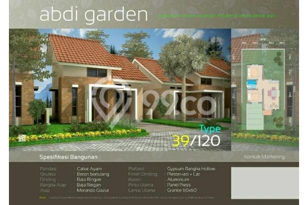 Dijual Rumah Strategis Diskon 25% Dkt Stasiun Bogor Kredit Tanpa Bank/Riba 17793158