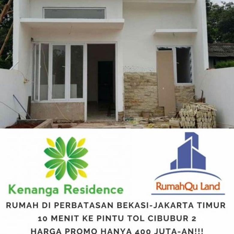 Rumah dijual di Bekasi (Perumahan Syariah-Kenanga Residence)