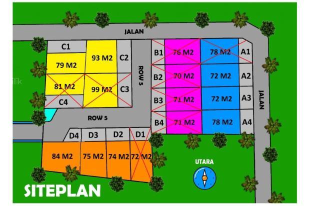 Rumah KPR DP 8 Juta Dekat Stasiun KRL 14699121