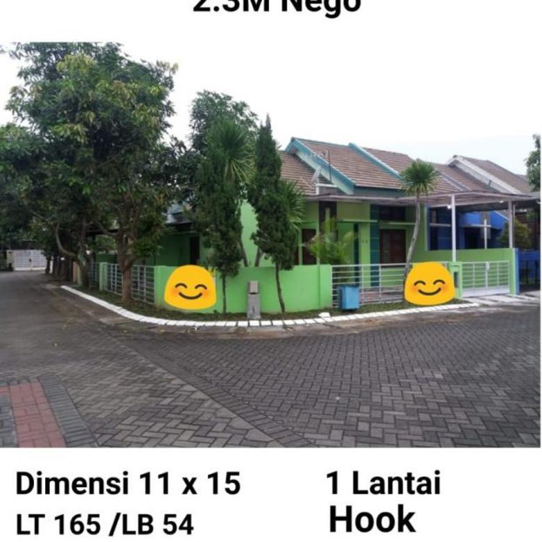 Taman Rivera Regency Medokan Ayu Rungkuit 2.3M Nego Hook