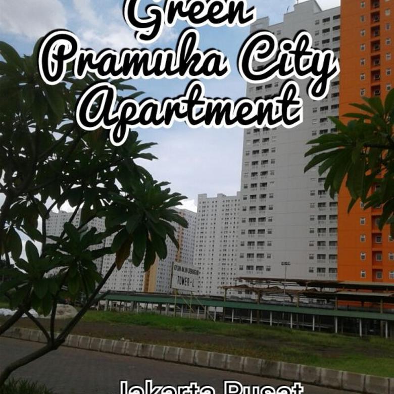 Unit Terbaik di Green Pramuka City Jakarta Pusat