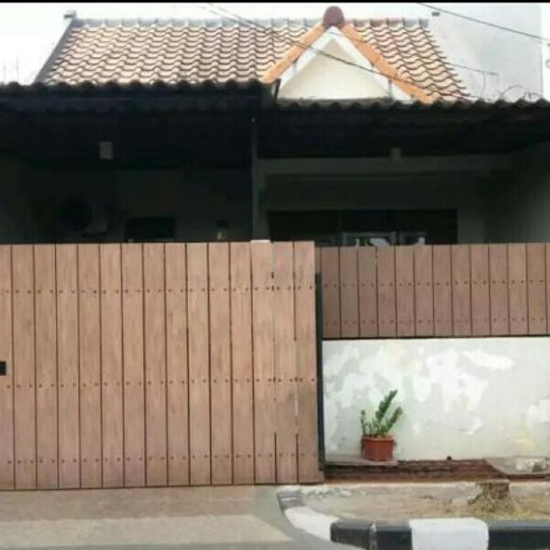 Rumah Jl.Babatan Pratama Wiyung Fresh Modern Siap Huni
