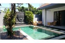 Villa Modern 1 Lantai Di Sanur Bali 7 Menit Ke Pantai