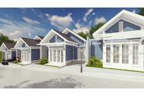 Dijual rumah konsep american urban di bukit sariwangi mansion