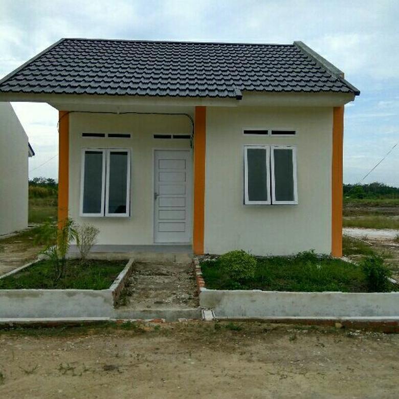 perumahan cluster type 36 plus subsidi kubang raya