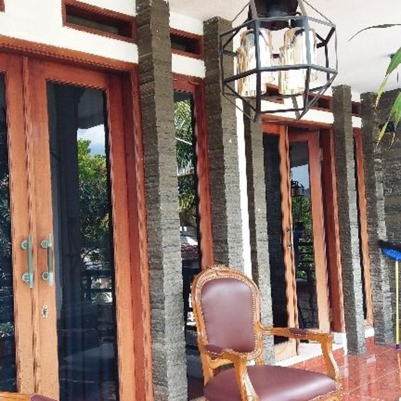 Dijual rumah hadap timur hitung hrg tanah cluster Batununggal