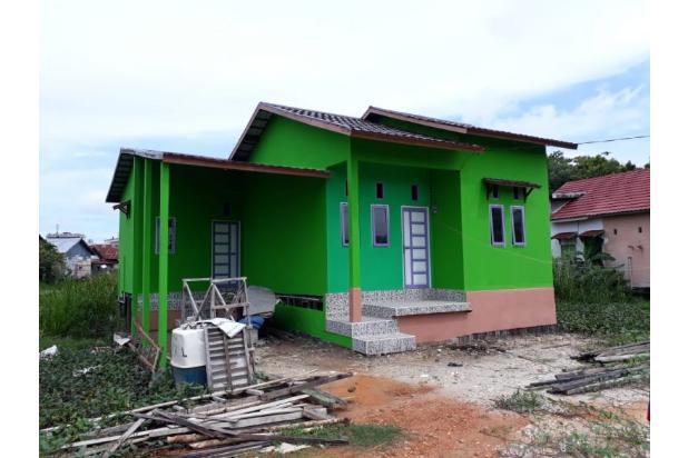 dijual rumah baru selesai dibangun