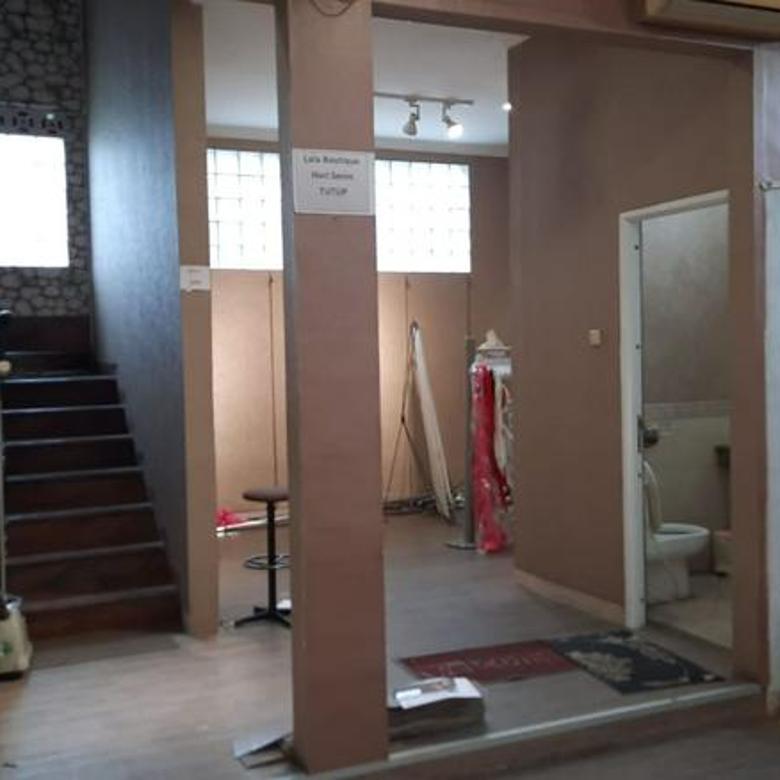Ruko Mainroad 3,5 Lantai di Daerah Astanaanyar Bandung