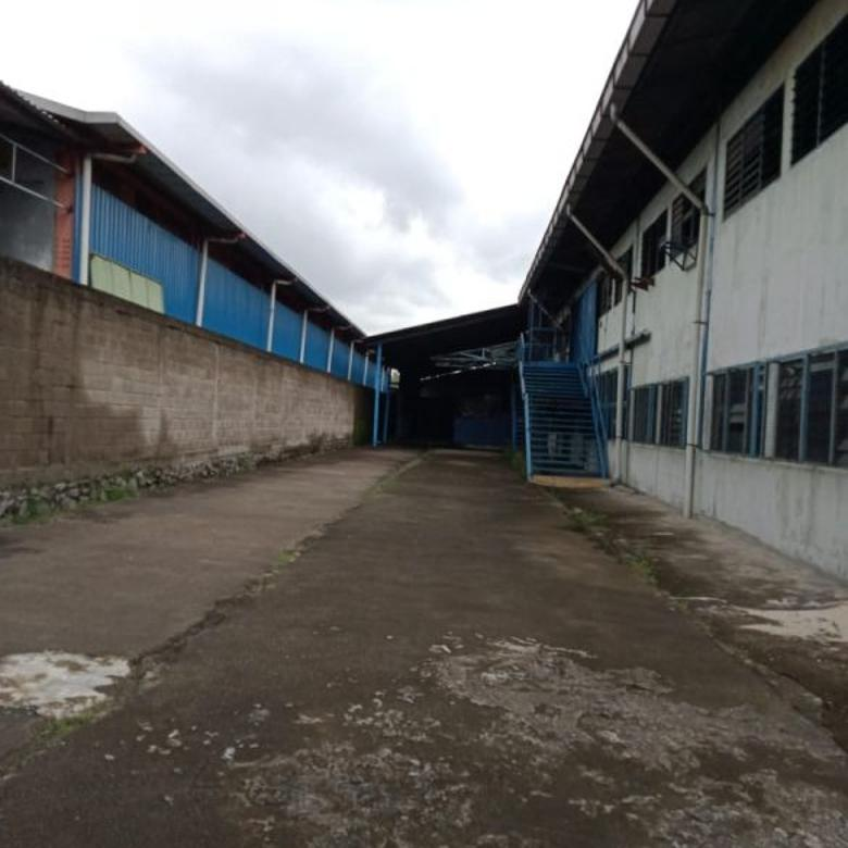 Di jual Gudang di kawasan industri Jatake CikupaTangerang