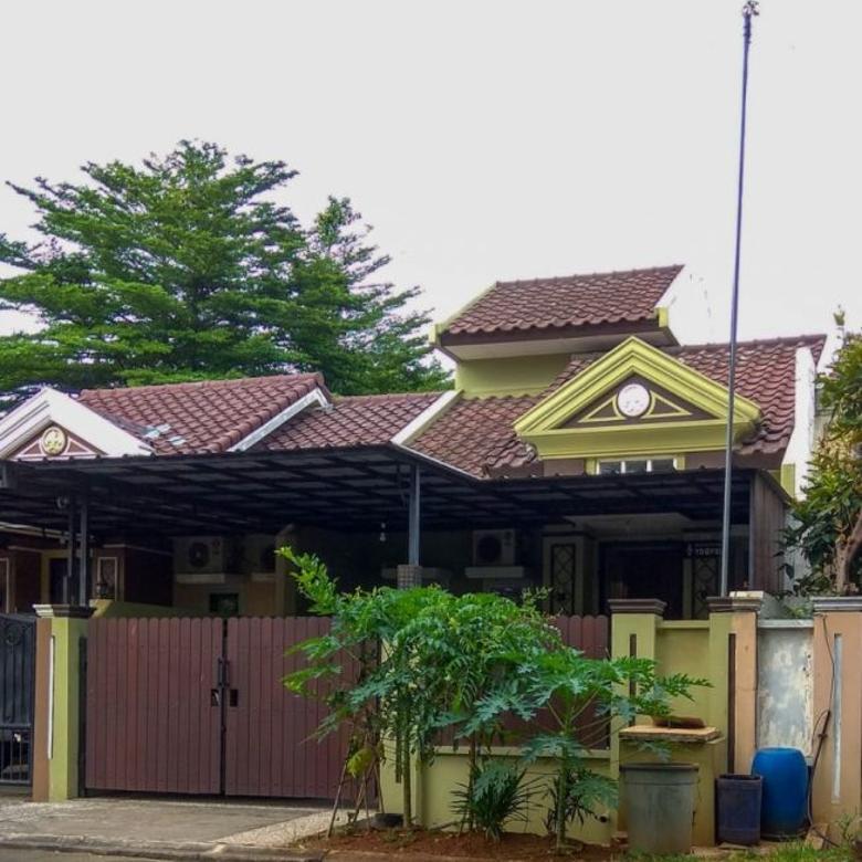 Dijual Rumah di Perum The Royal Residence Menteng Cakung