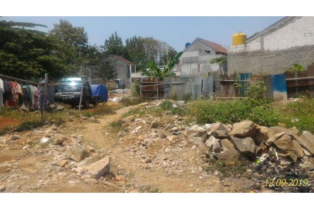Rp800mily Tanah Dijual