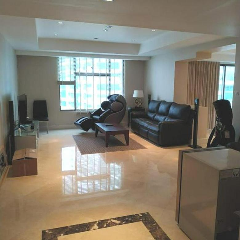 Apartment The Plaza Residence/Ayana Mid Plaza - 2BR+1 - View City