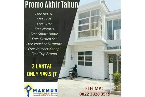 Rumah Murah Full Bonus Fasilitas Lengkap Lokasi Strategis di Malang