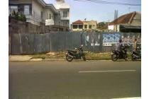 dijual tanah jalan jend. sudirman km 5 samping pasar palimo sumatera
