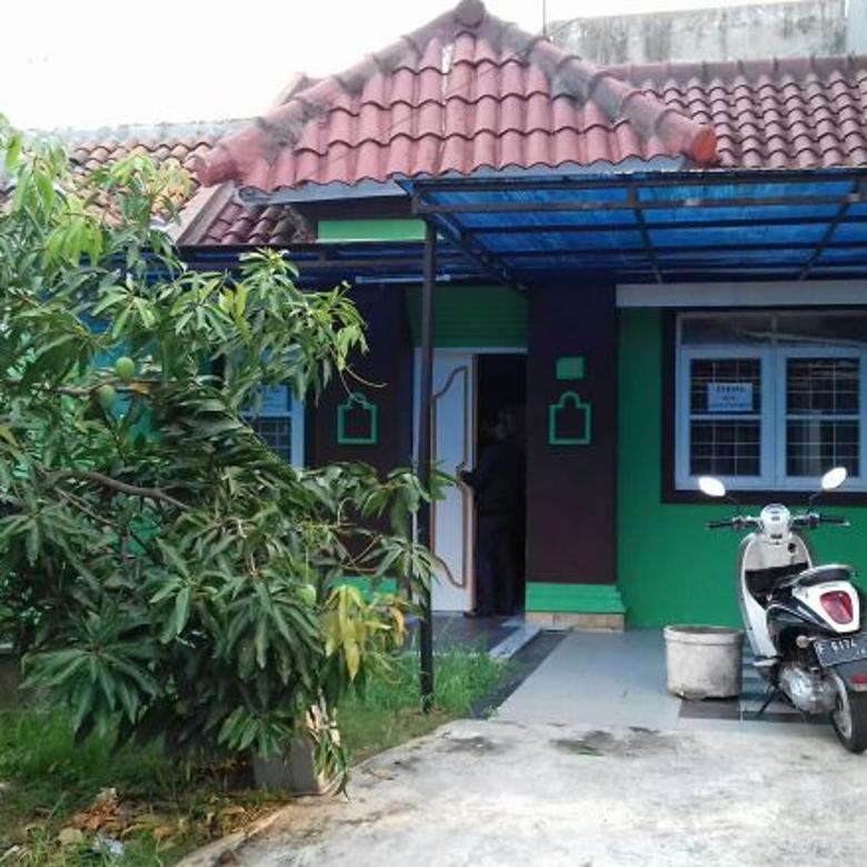 Dijual rumah minimalis di sentul city
