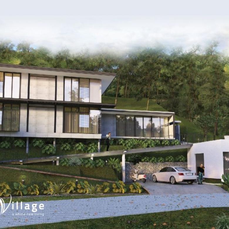 Dago Village kawasan asri sejuk cocok untuk investasi