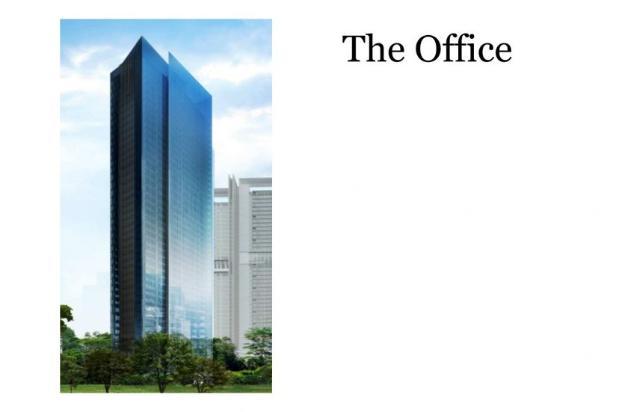 Rp13,7mily Ruang Kantor Dijual