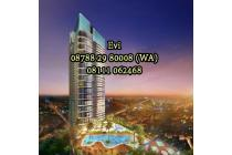Sewa Apartemen The Windsor (Puri Indah) 3BR+1 Double Private Lift