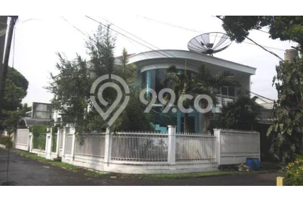 Dijual Rumah Besar bisa Dipakai Tempat Usaha di Tengah Kota 15619014