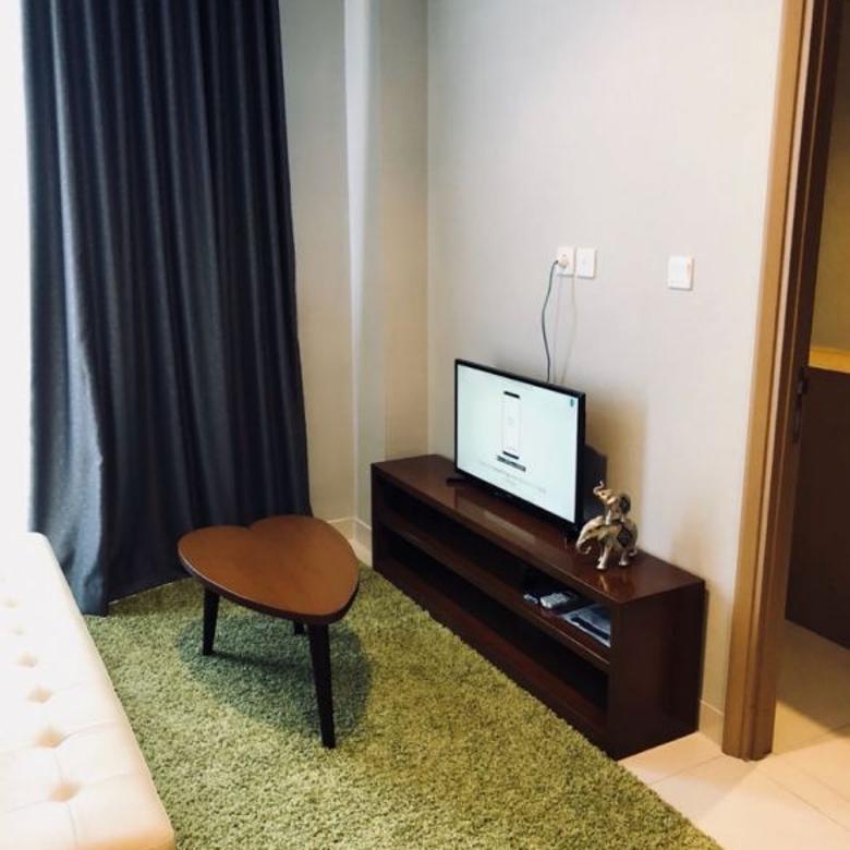 Apartment 1 BR Full Furnished di Taman Anggrek Residence