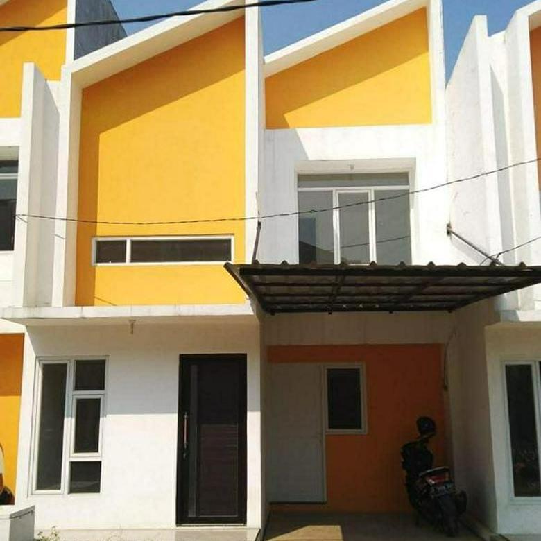 Rumah Strategis Cocok Untuk Investasi  atau Kost-an di dekat Tol TB Simatupang