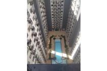 sewa apartemen type studio 24m2 lokasi strategis di jantung kota bandung