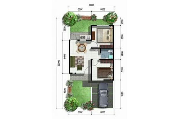 Jual Rumah Minimalis Siap Bangun Dekat Jl Parangtritis Sewon Bantul Jogja 14370458